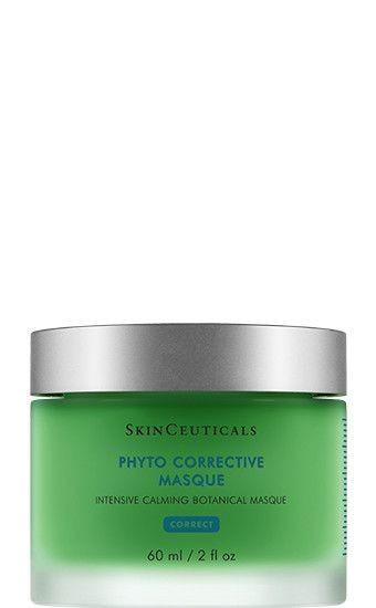 PHYTO CORRECTIVE MASQUE Интенсивная успокаивающая маска с растительными экстрактами, 60 мл