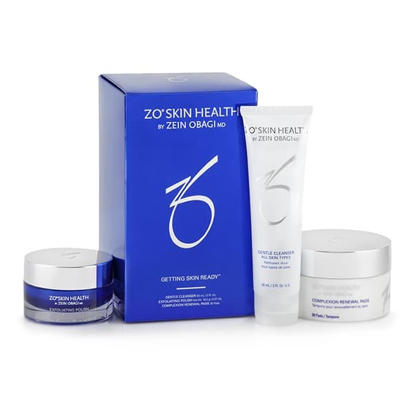 MINI GETTING SKIN READY All Skin Types Комплексная система подготовки кожи (3 позиции)