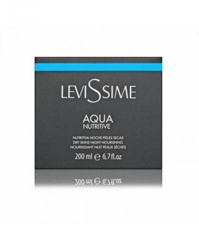 Ночной питательный крем LeviSsime Aqua Nutritive, рН 6,0-6,5, 200 мл