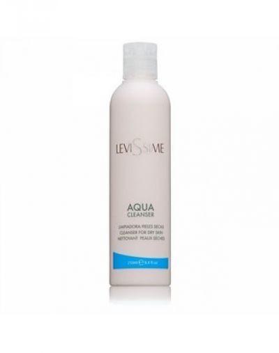 Крем для снятия макияжа LeviSsime Aqua Cleanser, рН 6,0-6,5, 250 мл