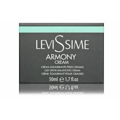 Балансирующий крем для проблемной кожи LeviSsime Armony Cream, рН 5,5-6,5, 50 мл
