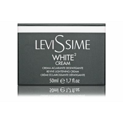 Осветляющий крем LeviSsime White 2 Cream, SPF 20, рН 7,0-7,5, 50 мл