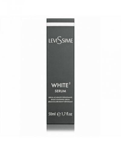 Осветляющая сыворотка LeviSsime White2 Serum, рН 5,0-6,0, 50 мл