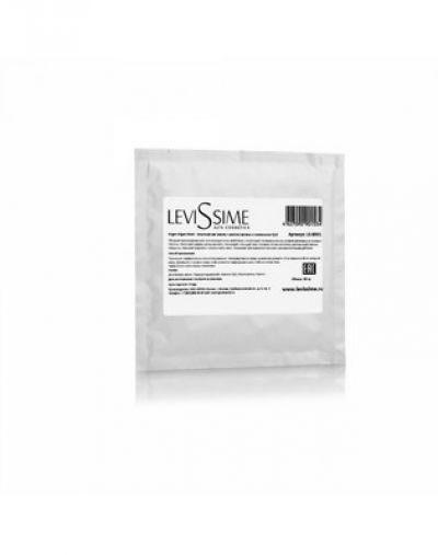 Альгинатная лифтинг-маска с хлорофилом LeviSsime Chlorophyll Algae Mask, 30 гр