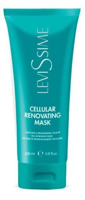 Антивозрастная клеточная маска LeviSsime Cellular Renovating Mask 200 мл