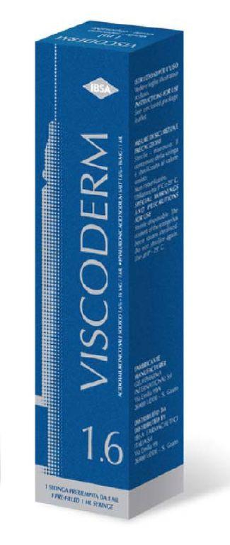 VISCODERM 1.6 (ВИСКОДЕРМ 1.6)