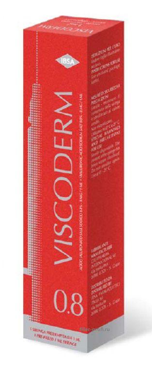 VISCODERM 0,8 (ВИСКОДЕРМ 0,8)